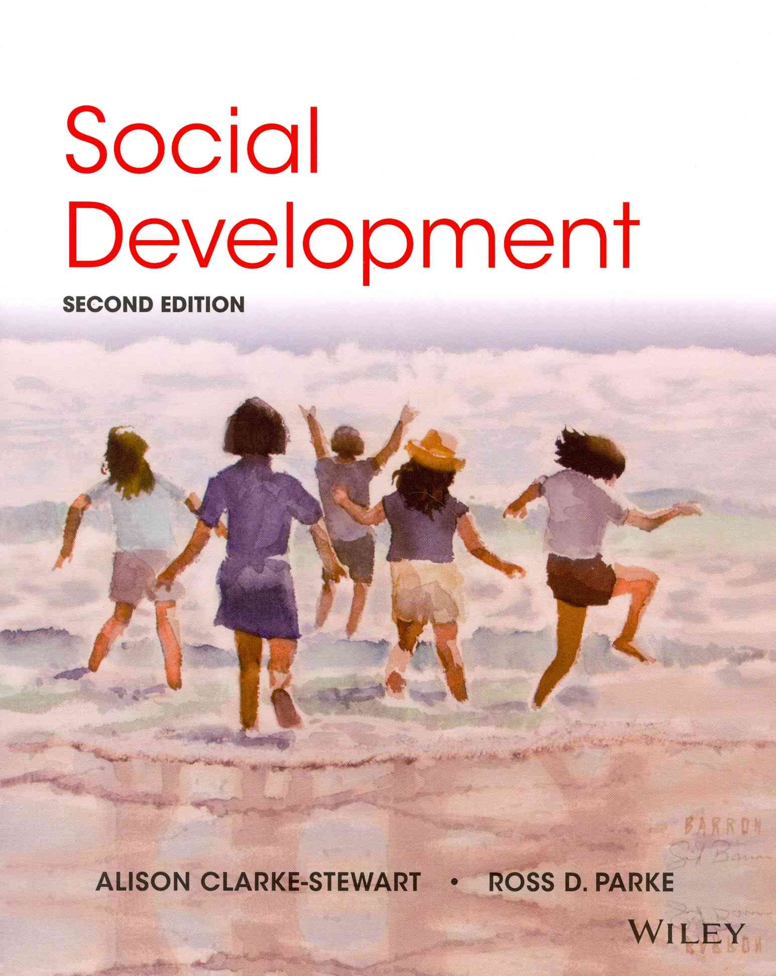 Social Development By Parke, Ross D./ Clarke-Stewart, Alison